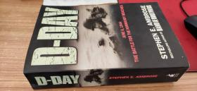 D-Day June 6, 1944:The battle for the Normandy beaches(The Climactic Battle of World War II) 诺曼底登陆,英文原版