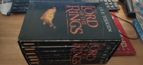 The Lord of the Rings【1-7册全,原盒装】