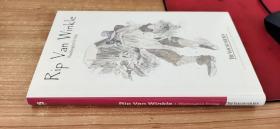 原版英文小说:Rip Van Winkle(中译《李伯大梦》或《瑞普·凡·温克》)精装