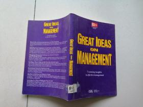 GREAT  IDEAS  ON  MANAGEMENT
