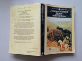 Grimm Selected Tales -格林童话故事选(英文版)