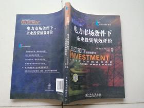 电力市场条件下企业投资绩效评价