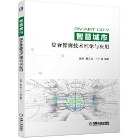智慧城市综合管廊技术理论与应用