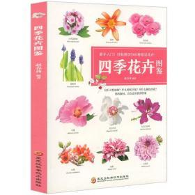 新手入门!轻松辨识566种常见花卉!:四季花卉图鉴