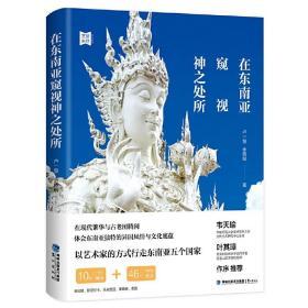 艺游未尽丛书: 在东南亚窥视神之处所