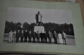 80年代,黑龙江省委考察朝鲜,照片集。42张照片。黑龙江历史资料。