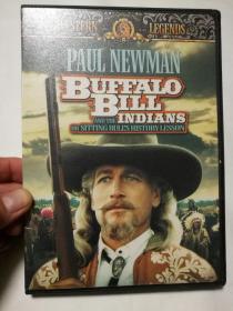DVD:西塞英雄谱(英文原名:野牛比尔)(d5)