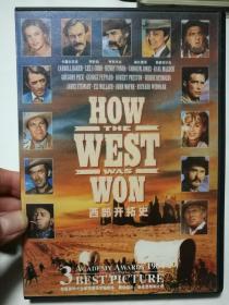 DVD:西部开拓史(d5)