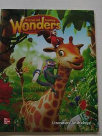 McGraw-Hill Reading Wonders Literature Anthology