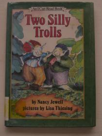 An I Can Read Book: Two Silly Trolls