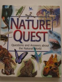 NATURE QUEST Questions and Answers about the Natural World关于自然界的问题和答案