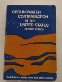 Groundwater Contamination in the United States-美国地下水污染