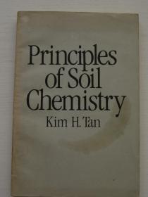 Principles of Soil Chemistry【书脊有一点点水痕,内页干净】
