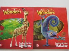 McGraw-Hill Reading Wonders Reading/Writing Workshop【2本合售】