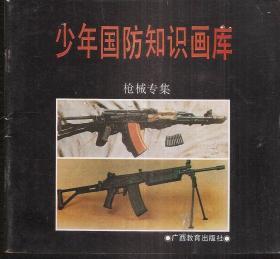少年国防知识画库.枪械专集