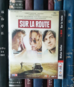 DVD-在路上 On the Road / Sur la Route 浪荡青春 / 浪荡世代(D9)