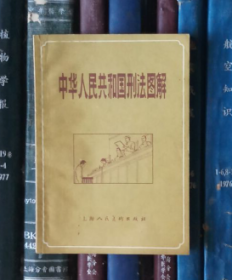 中华人民共和国刑法图解(上海人民美术出版社绘制)