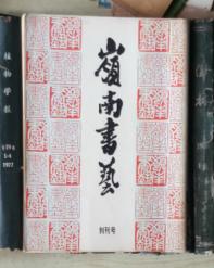 岭南书艺(创刊号)