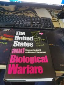 The United States and Biological Warfare:Secrets from the Early Cold War and Korea外文精装