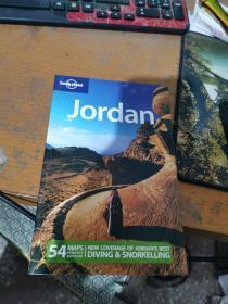 Lonely Planet Jordan32开