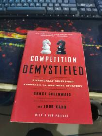 Competition Demystified外文32开