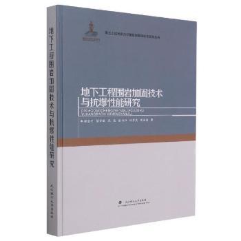 地下工程围岩加固技术与抗爆性能研究(精)/岩土工程地质力学模型试验理论与实践丛书