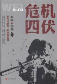 全新正版图书 危机四伏刘猛北京联合出版有限责任公司9787550249998 长篇小说中国当代青年胖子书吧