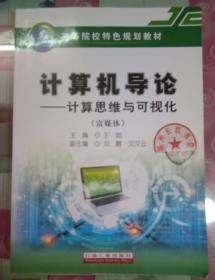 正版85新 计算机导论——计算思维和可视化(富媒体)