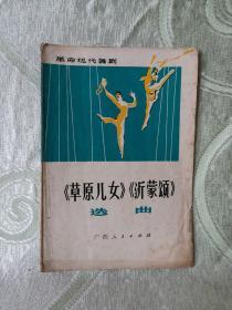 革命现代舞剧:《草原儿女》《沂蒙颂》选曲