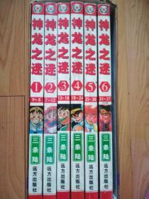 神龙之谜(1-6)六本合售