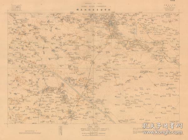 民国1928年《顺直水利委员会实测-宝坻县地图》(原图高清复制),(民国天津宝坻武清廊坊香河老地图),图名虽然叫《宝坻县》,但全图只包含一部分宝坻县,在全图上方,宝坻县城在全图上方,图右下方为武清一部分,图左上方为香河一部分,全图范围四至,请看图片。全图开幅巨大,年代准确,绘制详细,准确性高,村庄、河流、道路、山体登高线均详细测绘标注。博物馆级地图史料,地理地名历史变迁重要史料地图。