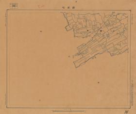 【复印件】民国二十五年(1936年)《郑家宅》(原图高清复制),(民国上海老地图)。全图范围四至,请看图片。全图年代准确,一万分之一比例尺,绘制详细。参谋本部陆地测量总局测绘。上海城市地理地名历史变迁重要史料地图。此图为一整套37幅,此幅为其中之一,详细可询本店。