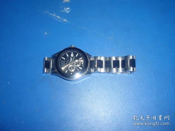 男式浪琴全自动日历机械高仿手表(进口手表140)
