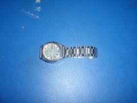 男式日本东方双狮全自动双历机械手表(进口手表144)