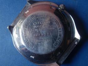 日本西铁城男式全自动机械手表(进口手表156)
