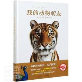 全新正版图书 我的动物萌友(精)兰德尔·福特现代出版社有限公司9787514388589 动物儿童读物学龄前儿童特价实体书店