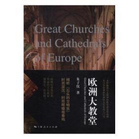 全新正版图书 欧洲大教堂朱子仪上海人民出版社9787208142909 教堂介绍欧洲特价实体书店