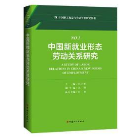 中国新就业形态劳动关系研究