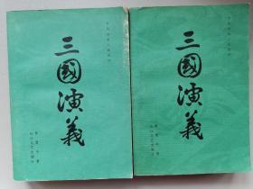 《三国演义》上下册(长江文艺版 )