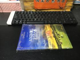 动物庄园+老人与海 全英文版 经典名著系列读物(共2册)全新未拆封
