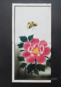 民国瓷砖--平花6