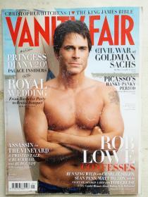 VANITY FAIR-MAY 2011 NO.609 外文原版杂志 名利场 2011年5月 第609期 实拍图