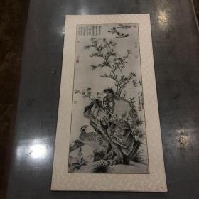 《上海博物馆藏画画片》76.7*39.2(40张)