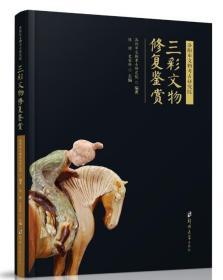 《洛阳市文物考古研究院三彩文物修复鉴赏》1G30c