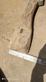 木质模型;民兵训练木枪模一把长102厘米