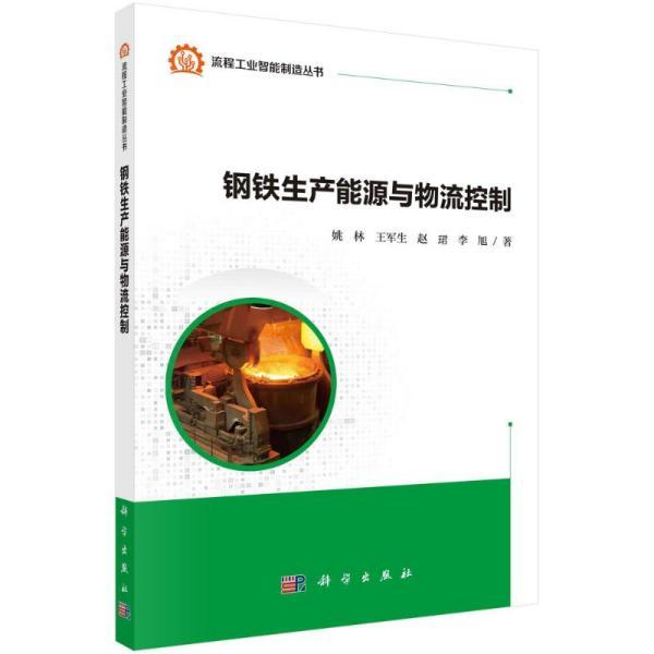 钢铁生产能源与物流控制