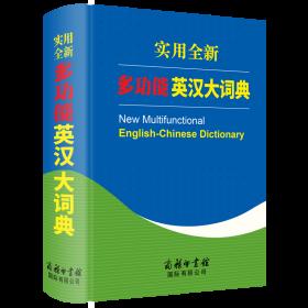实用全新多功能英汉大词典 英语工具书 童之侠