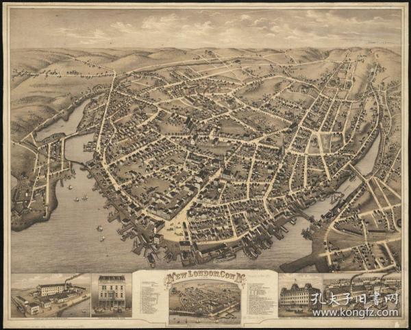 【复印件】伦敦老地图 Map of London(1876年制图)英国老地图 原图高清复印