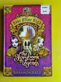 Ever After High, The Storybook of Legends 精裝