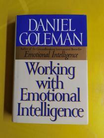 working with Emotional Intelligence by Daniel Goleman 英文原版 大精裝 作者:  Daniel Goleman 出版社:  bantam 出版時間:  1998 裝幀:  精裝